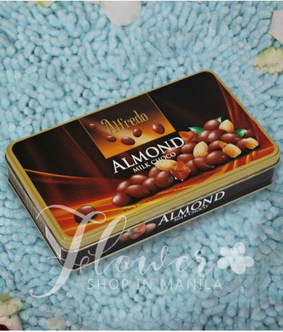 Alfredo Almond Milk Chocolate
