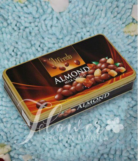 Alfredo Almond Milk Chocolate