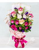 Mixed Vibrant Bouquet