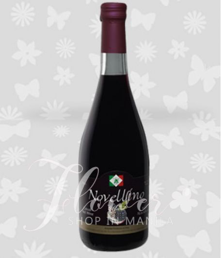 Novellino Wild Blackberry Wine