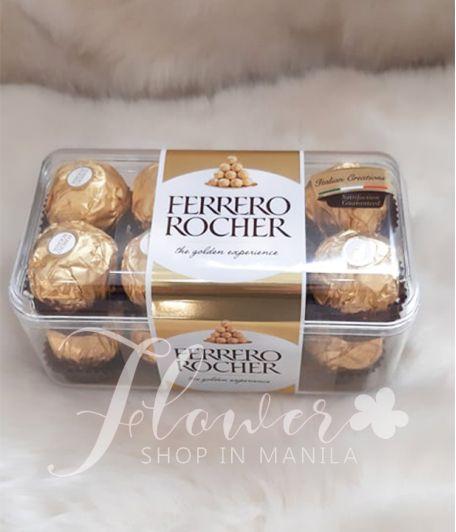 16 Pieces Ferrero Chocolates