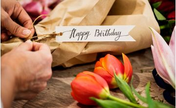 Birthday Flower Ideas as a Gift to your Loved ones Birthday