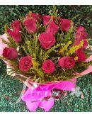 2 Dozen Red Roses
