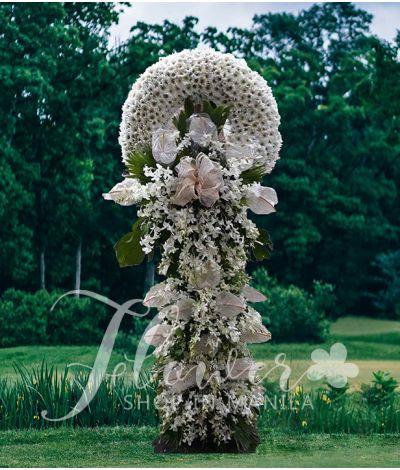 Elegant Funeral Flower