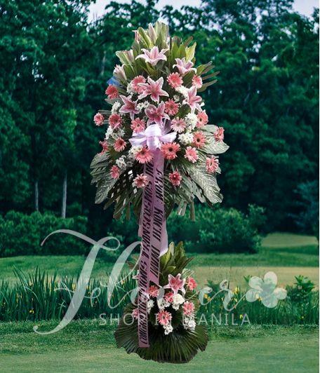 Funeral Flower - Hebe