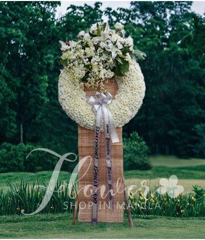 Funeral Flower - Hestia