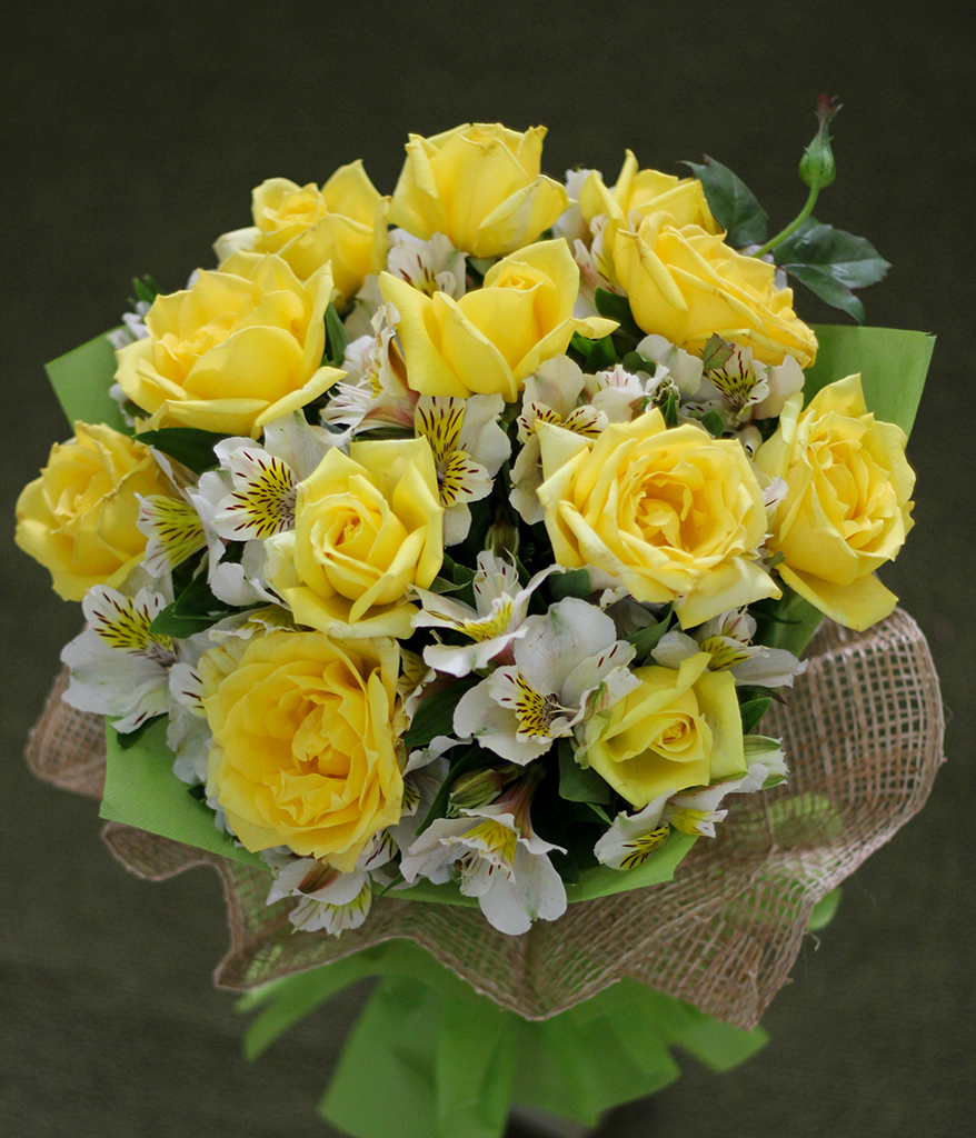 1-dozen-yellow-roses-flower-shop-in-manila